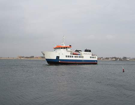 From Diesel to Electric Ferry?